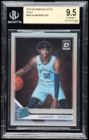 Ja Morant 2019-20 Donruss Optic Holo #168 RR (BGS 9.5) at PristineAuction.com