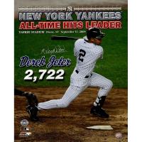 Derek Jeter Signed Yankees 16x20 Photo (Steiner Hologram) at PristineAuction.com