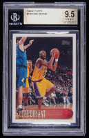 Kobe Bryant 1996-97 Topps #138 RC (BGS 9.5) at PristineAuction.com