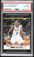 Kawhi Leonard 2012-13 Hoops #236 RC (PSA 10) at PristineAuction.com