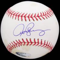 Alex Rodriguez Signed OML Baseball (Schwartz COA & Rodriguez Hologram) at PristineAuction.com