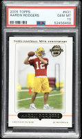 Aaron Rodgers 2005 Topps #431 RC (PSA 10) at PristineAuction.com