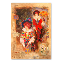 Alexander Galtchansky & Tanya Wissotzky Signed Limited Edition 39x28 Serigraph on Paper at PristineAuction.com