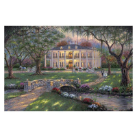 "Robert Finale Signed ""Autumn Memories"" Artist Embellished AP Limited Edition 24x36 Giclee on Canvas at PristineAuction.com"