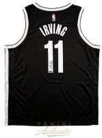 Kyrie Irving Signed Nets Jersey (Panini COA) at PristineAuction.com