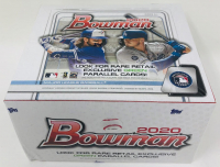 2020 Bowman Baseball Retail Box of (24) Packs at PristineAuction.com