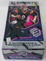 2020 Panini Elements Football Hobby Box of (4) Cards at PristineAuction.com