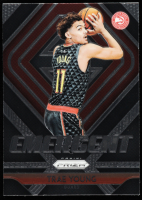 Trae Young 2018-19 Panini Prizm Emergent #5 at PristineAuction.com