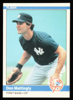 Don Mattingly 1984 Fleer #131 RC at PristineAuction.com