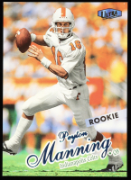 Peyton Manning 1998 Ultra #201 RC at PristineAuction.com
