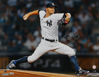 Sonny Gray Signed Yankees 16x20 Photo (Steiner Hologram & Fanatics Hologram) at PristineAuction.com