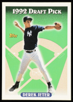 Derek Jeter 1993 Topps #98 RC at PristineAuction.com