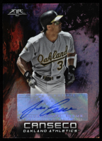 Jose Canseco 2018 Topps Fire Autographs #FAJC at PristineAuction.com