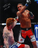 Thales Leites Signed UFC 16x20 Photo (Fanatics Hologram) at PristineAuction.com