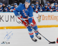 Kevin Hayes Signed Rangers 16x20 Photo (Steiner Hologram & Fanatics Hologram) at PristineAuction.com