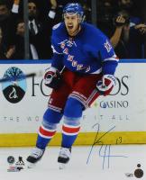Kevin Hayes Signed Rangers 16x20 Photo (Steiner Hologram & Fanatics Hologram) at PristineAuction.com