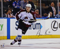Alexander Kerfoot Signed Avalanche 16x20 Photo (Fanatics Hologram) at PristineAuction.com