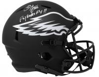 "Brian Dawkins Signed Eagles Full-Size Eclipse Alternate Speed Helmet Inscribed ""Fly Eagles Fly"" (JSA COA) at PristineAuction.com"