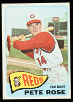 Pete Rose 1965 Topps #207 at PristineAuction.com