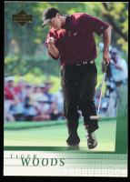 Tiger Woods 2001 Upper Deck #1 RC at PristineAuction.com