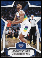 Zion Williamson 2019-20 Panini Chronicles #699 Rookies and Stars at PristineAuction.com