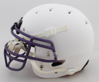 Jarvis Landry Signed LSU Tigers Full-Size Authentic On-Field Matte White Helmet (JSA COA) at PristineAuction.com
