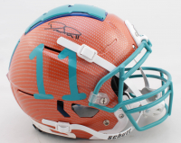 DeVante Parker Signed Full-Size Authentic On-Field F7 Helmet (JSA COA) at PristineAuction.com