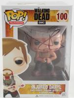 "Norman Reedus Signed ""The Walking Dead"" #100 Injured Dayrl Funko Pop! Vinyl Figure (Beckett COA) at PristineAuction.com"