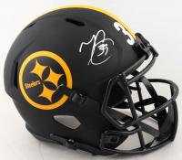 Minkah Fitzpatrick Signed Steelers Full-Size Eclipse Alternate Speed Helmet (Beckett COA) at PristineAuction.com