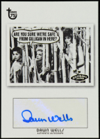 Dawn Wells 2013 Topps 75th Anniversary Autographs #6 at PristineAuction.com