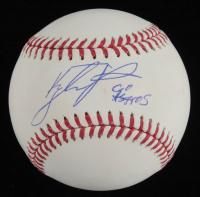"Kyle Tucker Signed OML Baseball Inscribed ""Go Astros"" (JSA COA) at PristineAuction.com"