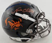 Nick Chubb Signed Georgia Bulldogs Full-Size Authentic On-Field F7 Helmet (JSA COA) at PristineAuction.com
