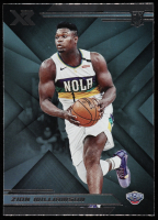 Zion Williamson 2019-20 Panini Chronicles #271 XR at PristineAuction.com
