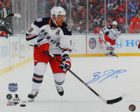 Brad Richards Signed Rangers 16x20 Photo (Steiner COA & Fanatics Hologram) at PristineAuction.com