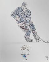 Ryan McDonagh Signed Rangers 16x20 Photo (Steiner COA & Fanatics Hologram) at PristineAuction.com