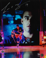 Scott Gomez Signed Rangers 16x20 Photo (Steiner COA & Fanatics Hologram) at PristineAuction.com