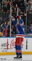 "Brady Skjei Signed Rangers 10x18 Photo Inscribed ""1st NHL Goal"" & ""12/11/16"" (Fanatics Hologram) at PristineAuction.com"