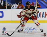 Brandon Dubinsky Signed Rangers 16x20 Photo (Steiner COA & Fanatics Hologram) at PristineAuction.com