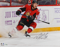 Mike Hoffman Signed Senators 16x20 Photo (Fanatics Hologram) at PristineAuction.com
