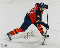 Vincent Trocheck Signed Panthers 16x20 Photo (Fanatics Hologram) at PristineAuction.com