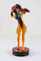 "Stan Lee Signed LE ""Jean Grey"" 2015 Sideshow Collectibles Marvel Premium Format Figure (Radtke Hologram & Lee Hologram) at PristineAuction.com"