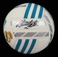 Ronaldo Signed Real Madrid CF Logo Soccer Ball (Beckett COA) at PristineAuction.com