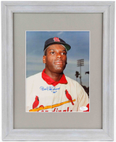 "Bob Gibson Signed Cardinals 13x16 Custom Framed Photo Display Inscribed ""88"" (JSA Hologram) at PristineAuction.com"