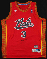 Allen Iverson Signed LE Nationals Jersey (UDA COA) at PristineAuction.com