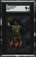 Kobe Bryant 1996-97 Finest #74 Bronze RC (SGC 9) at PristineAuction.com