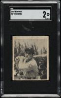 Yogi Berra 1948 Bowman #6 RC (SGC 2) at PristineAuction.com