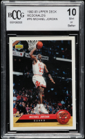 Michael Jordan 1992-93 Upper Deck McDonald's #P5 (BCCG 10) at PristineAuction.com