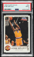 Kobe Bryant 1999-00 Fleer Focus #62 (PSA 9) at PristineAuction.com