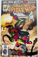 "Stan Lee Signed 2008 ""The Amazing Spider-Man"" Issue #571 Marvel Comic Book (Lee COA) at PristineAuction.com"