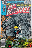 """Stan Lee Signed 1978 """"Ms. Marvel"""" Issue #21 Marvel Comic Book (Lee COA) at PristineAuction.com"""